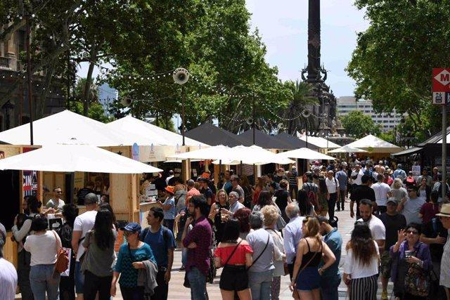 El Tast a la Rambla tindrà una zona per a la cuina de l'àrea metropolitana de Barcelona