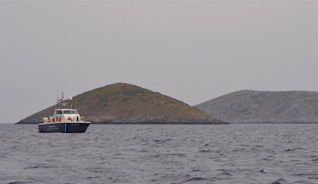 Europa.- La Guardia Costera griega intercepta unos 190 migrantes procedentes de Turquía