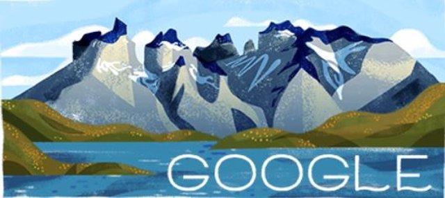 ¿Por Qué Ha Dedicado Google Un 'Doodle' Al Parque Nacional Torres Del Paine De Chile?