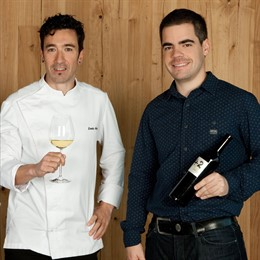 --Un Txakoli De La DO Bizkaiko Txakolina Elegido Como Mejor Vino Blanco Del Mundo