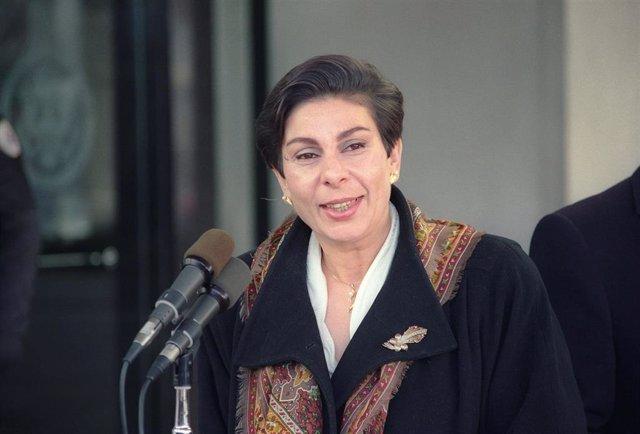 O.Próximo.- EEUU niega el visado a una diplomática palestina de la OLP