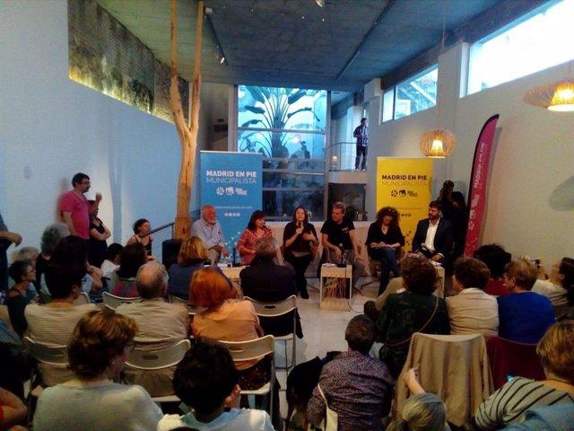 Sánchez Mato censura que se destine lo mismo a la rehabilitación de Plaza de España que al reequilibrio territorial