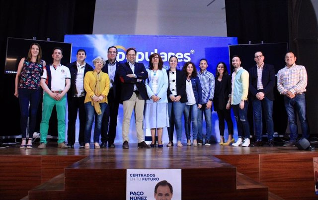 26M.- Núñez Acusa A Page De Permitir Que Sánchez Se Lleve Financiación De C-LM A Otras CCAA Como Cataluña