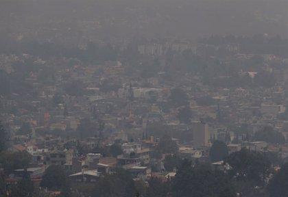 Ciudad de México se pierde en una nube tóxica