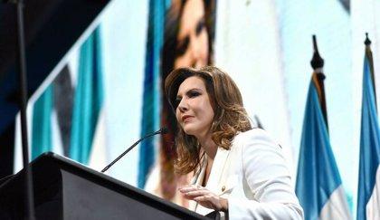 El máximo tribunal de Guatemala niega la candidatura presidencial a la hija del exdictador Ríos Montt