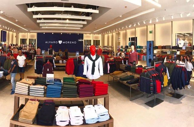 Sevilla.- La firma de moda 'Álvaro Moreno' abre dos tiendas en Oviedo y Cartagena y se acerca a las 40 en toda España