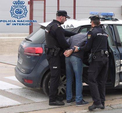 Detenido al autor del robo en un céntrico establecimiento de hostelería en el que trabajaba en Logroño