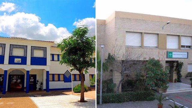 Sevilla.-Supera.-Mejoras en la climatización en los CEIP 'Segundo Centenario' y 'Santa Teresa' de Montellano
