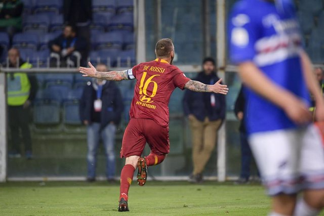 Italy Serie A - Sampdoria vs AS Roma