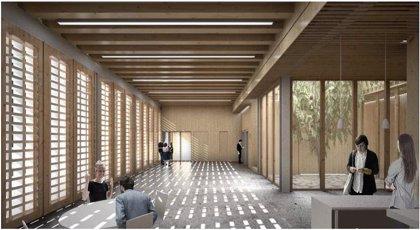 Barcelona licita las obras del centro de servicios sociales y casal de entidades de Porta Trinitat