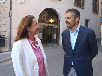 Cs promete reducir el tramo autonómico del IRPF y bonificar el impuesto de sucesiones en Baleares