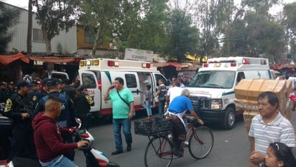 Al menos tres muertos y un herido tras un ataque armado en el barrio de Tepito, en México