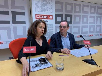 Diálogo social, FP para el empleo o un plan industrial, recetas de CCOO para los partidos que concurren a elecciones