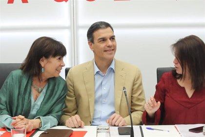 Narbona pone en valor el reconocimiento al legado de Rubalcaba, que fortalece al PSOE