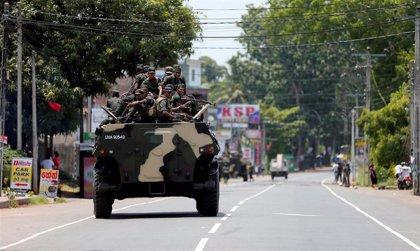 Al menos 23 detenidos en relación con la ola de ataques contra musulmanes en Sri Lanka