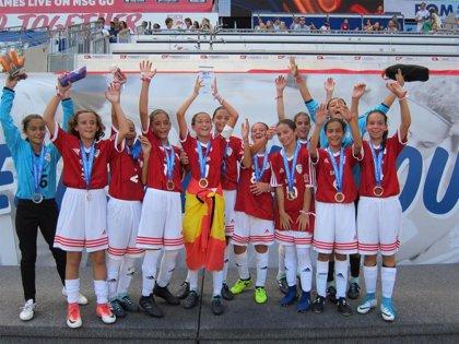 Mestalla acoge este jueves la presentación de la Final Nacional de la Danone Nations Cup