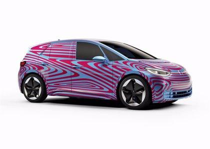 Volkswagen.- Volkswagen recibe 15.000 prerreservas del eléctrico ID.3 en una semana
