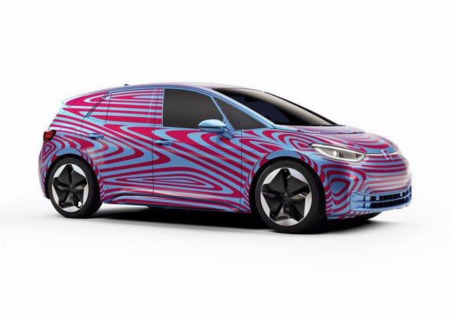 Economía/Motor.- Volkswagen recibe 15.000 prerreservas del eléctrico ID.3 en una