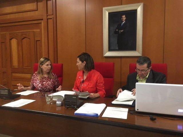 Córdoba.- PSOE, IU y Ganemos aprueban el presupuesto de 2019 de manera definitiva con votos en contra de PP, Cs y UCOR