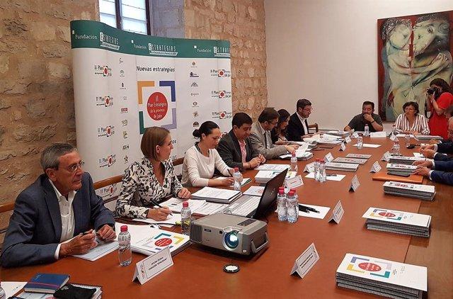 Jaén.- MásJaén.- Avance en 59 de los 62 proyectos del II Plan Estratégico con 480 millones invertidos