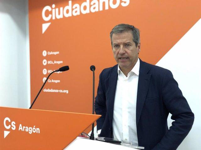"""26M.- Cs Propone Alcanzar Un Pacto Por La Regeneración Política Para Terminar Con El """"Enchufismo"""""""