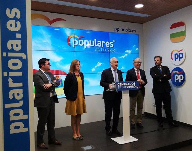 """26M.- PP Ve El Diálogo Social Como """"Activo De Comunidad"""" Para Plantear Subida Salarial, Igualdad O Racionalizar Horarios"""