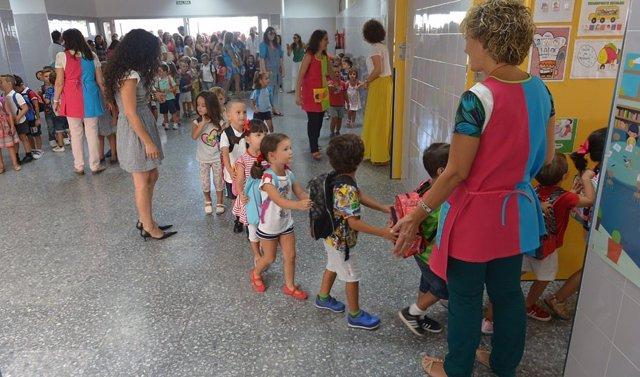 Educación.- Los colegios publican los listados definitivos para la escolarización 2019/20
