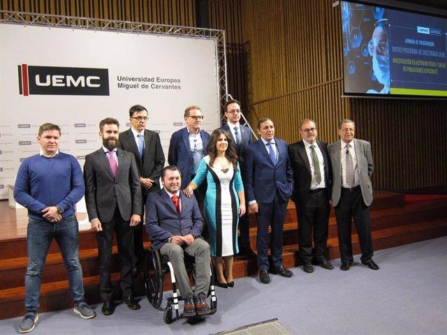 La UEMC inicia un pionero doctorado de investigación en actividad física y salud en poblaciones especiales