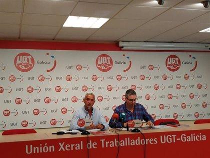 """UGT cree que el CGPJ """"actúa a espaldas de la realidad de la justicia"""" al rechazar reforzar Santiago con nuevos jueces"""