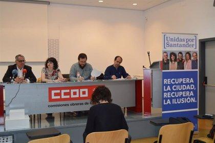 """Unidas por Santander propone 332 medidas para """"gobernar y cambiarlo todo"""""""