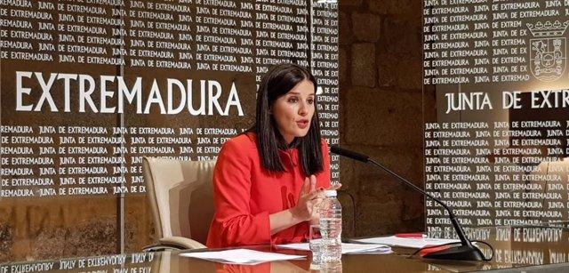 Aprobado el cese de la secretaria general de Arquitectura al resultar senadora electa