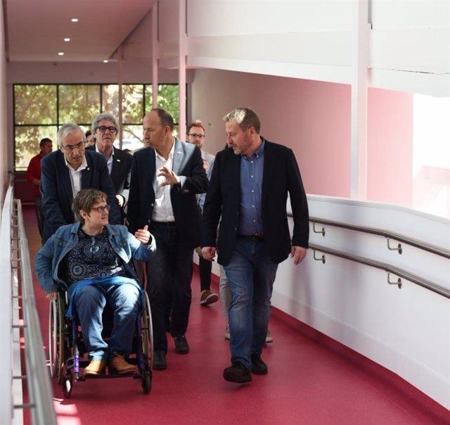 """26M.- CHA Quiere Facilitar El Acceso Al Empleo Público """"En Condiciones De Igualdad"""" A Las Personas Con Discapacidad"""