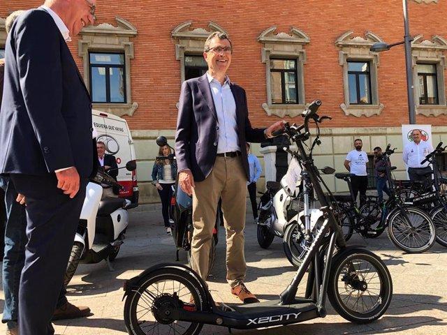 26M.- Bicicletas, Motos Y Patinetes Eléctricos Llegarán A Todas Las Pedanías Para Favorecer Un Transporte 100% Limpio