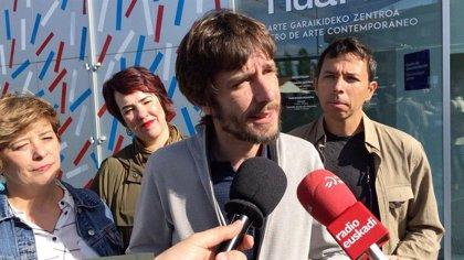 """Podemos aboga por """"una lucha más feroz"""" contra la brecha de género, """"excesivamente aguda"""" en Navarra"""