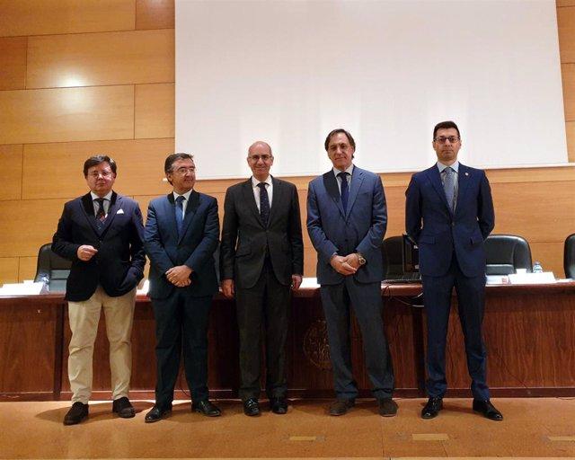 """El fiscal del Supremo Antonio Vercher destaca el """"desarrollo legislativo potente"""" contra los delitos en urbanismo"""