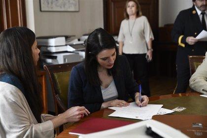 Podemos quiere negociar con Sánchez la estructura del Gobierno y las competencias de los ministerios