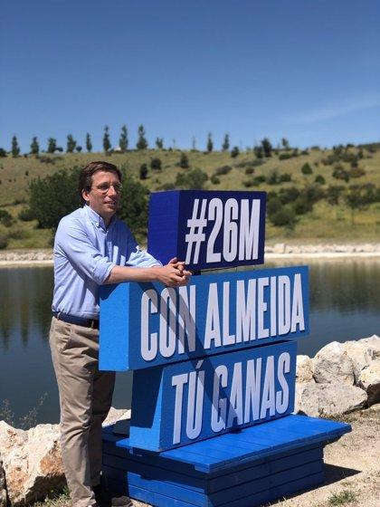 Almeida sancionará a las empresas que no cumplan con los contratos de limpieza en la capital