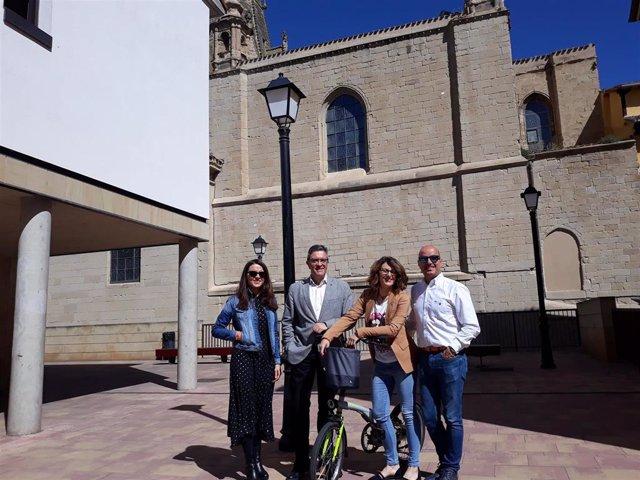 """26M.- Cs Propone Una Ciudad De Logroño """"Amable, Compacta, Inclusiva Y Sostenible"""""""