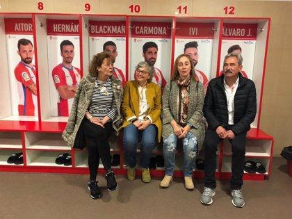 Gijón.- El PSOE se compromete a trabajar con el Sporting para erradicar actos violentos del fútbol