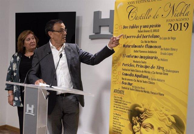 """Huelva.- Diputación afirma que la respuesta del público """"avala"""" el 35º Festival Castillo de Niebla"""