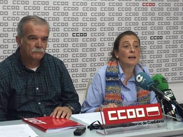Principio de acuerdo entre Sanidad y CCOO-UGT que, si se firma mañana, desconvocarían la huelga indefinida del 23