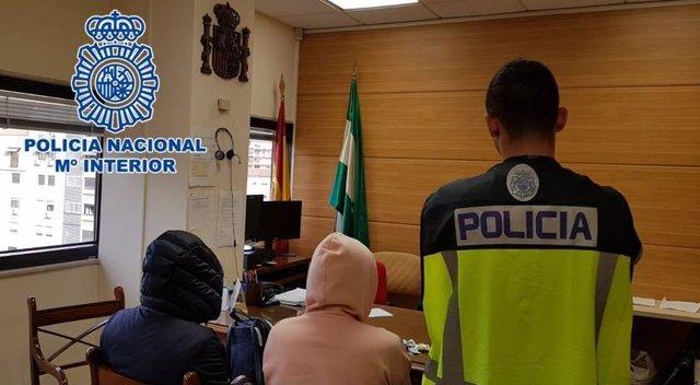 Granada.- Sucesos.- Cae una banda de trata de mujeres para su explotación sexual en Granada, con seis liberadas