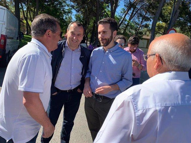 """Málaga.- 26M.- Ruiz Espejo cree que el proyecto del PP de Antequera """"ha llegado a su fecha de caducidad"""""""