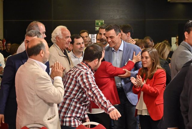 Acto del PSOE en A Coruña