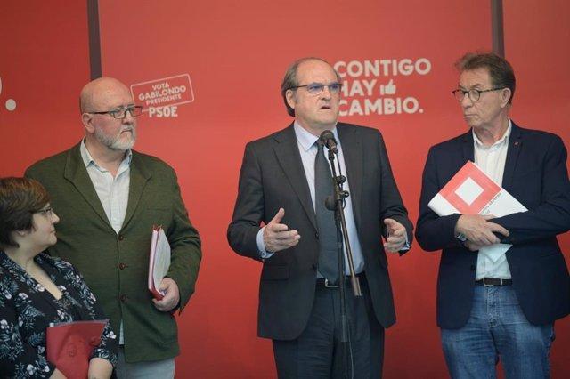 26M.- CCOO Y UGT Avalan El Decálogo De Medidas Presentado Por Gabilondo