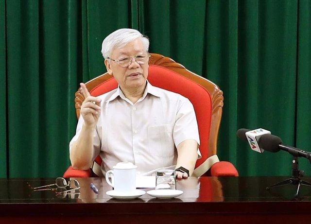 Vietnam.- El presidente de Vietnam reaparece tras su enfermedad