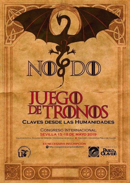 Congreso Internacional sobre 'Juego de Tronos' en la Universidad de Sevilla y la UPO