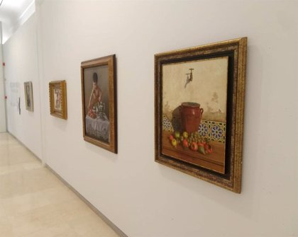 El MAD de Antequera acoge una exposición de obras de artistas malagueños referentes de las actuales generaciones