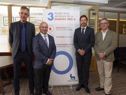 Disponible en España semaglutida (Novo Nordisk) para el tratamiento de adultos con diabetes tipo 2