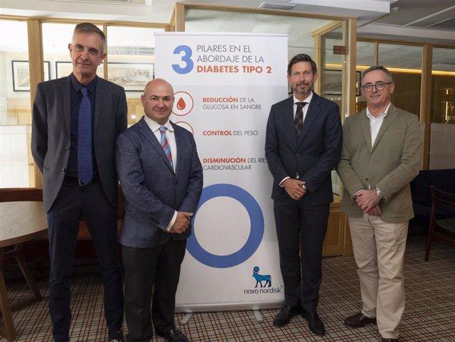 Empresas.- Disponible en España semaglutida (Novo Nordisk) para el tratamiento de adultos con diabetes tipo 2